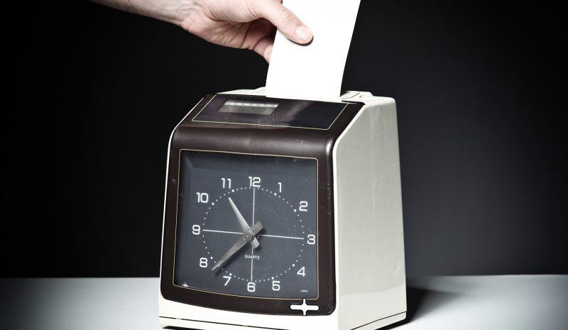 Soluciones para el registro y control diario de las horas de trabajo