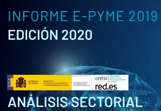 La implantación de las TIC en la empresa española a análisis (Informe e-Pyme 2020)